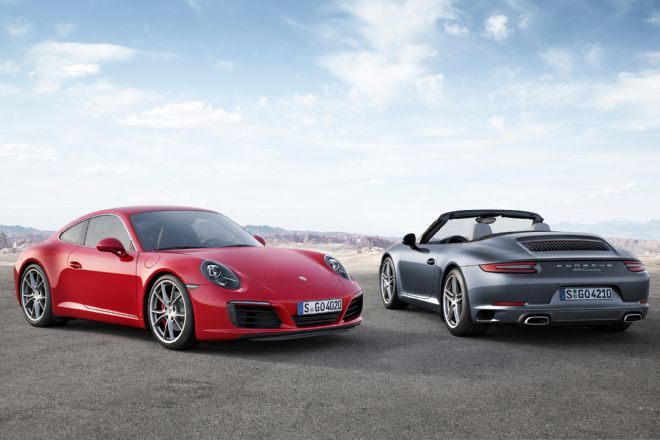 Porsche 911 Carrera Will Receive Turbochanged  Engines