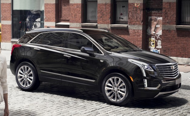 The First Official Images of 2017 Cadillac XT5 Leaked