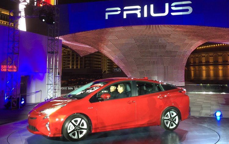 12 New Features of 2016 Toyota Prius