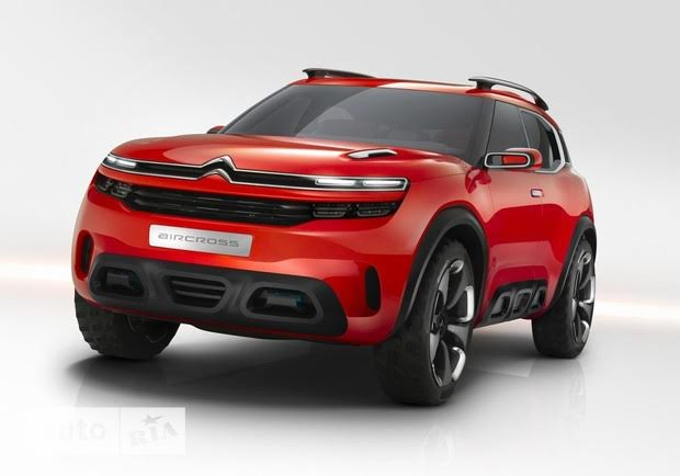 "The Older 'Sibling"" for Citroen Cactus"