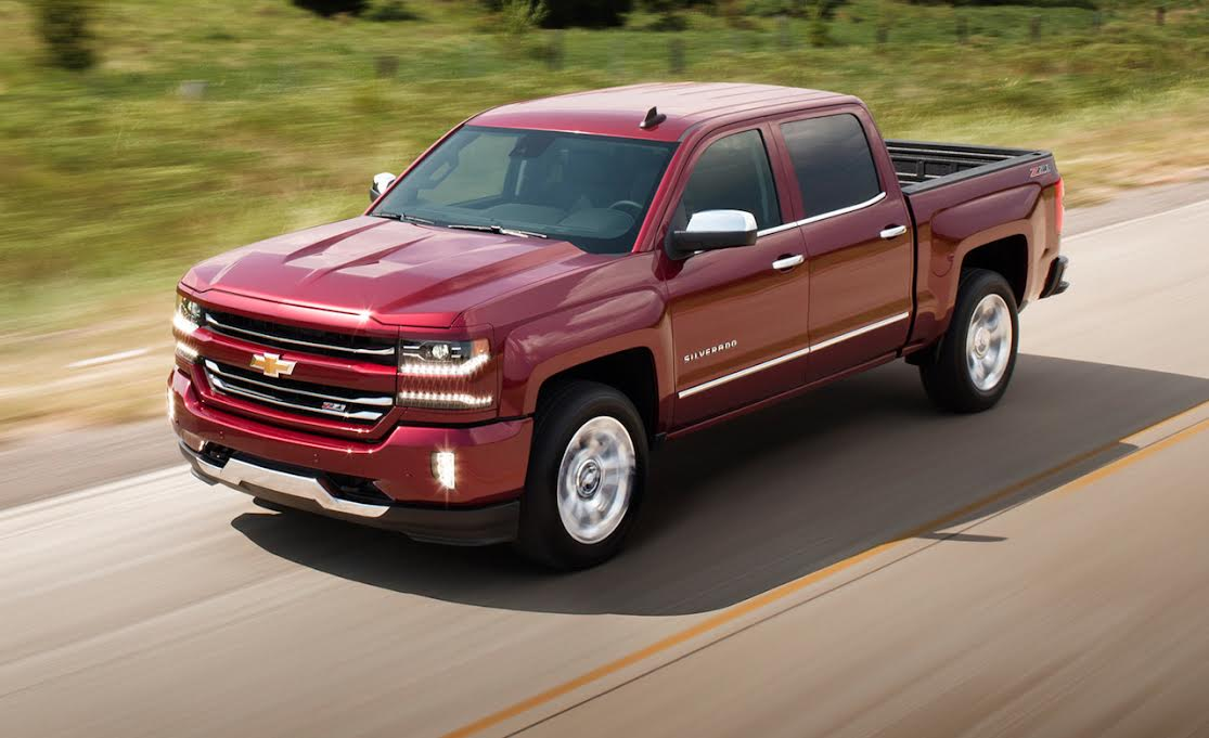 Reveal of the 2016 Chevrolet Silverado 1500