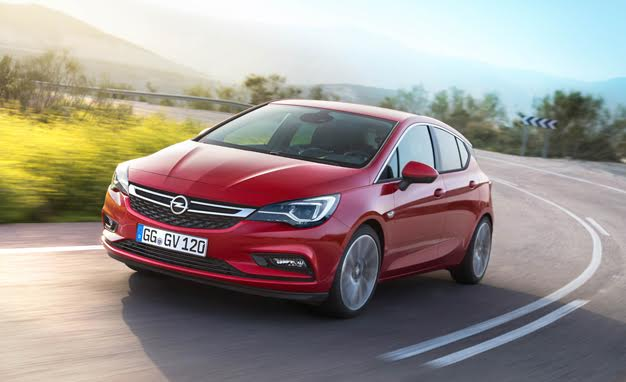 The Upcoming Opel Astra Will Become a Buick
