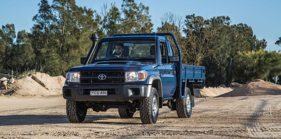 Safety Upgrades for Toyota LandCruiser 70 Come in 2016